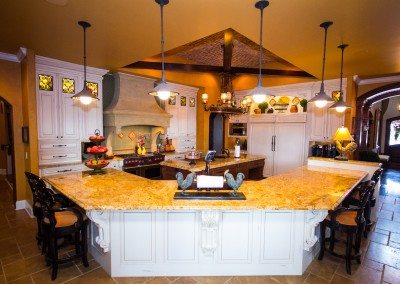 Kendor Wood Gallery | custom kitchen