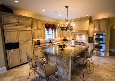 Kendor Wood Gallery | customized kitchen